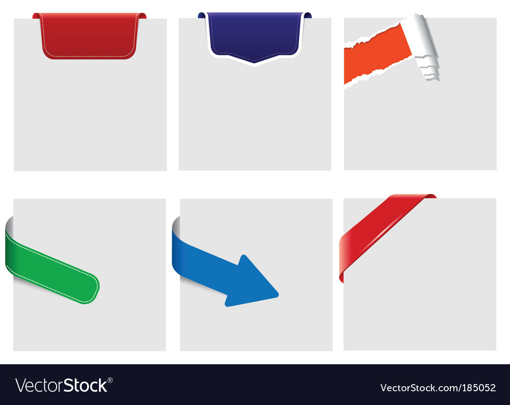 New signs vector image