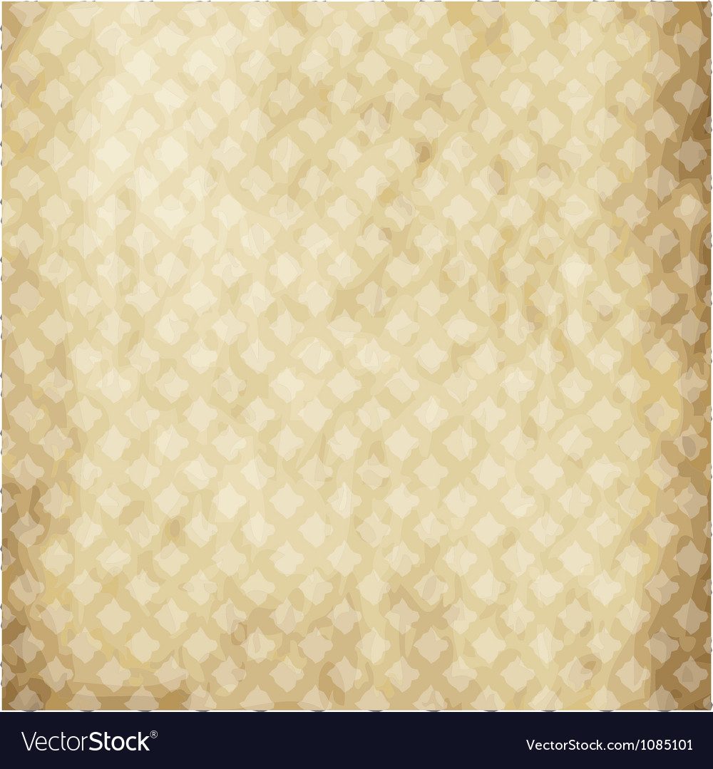 Simple texture paper vector image