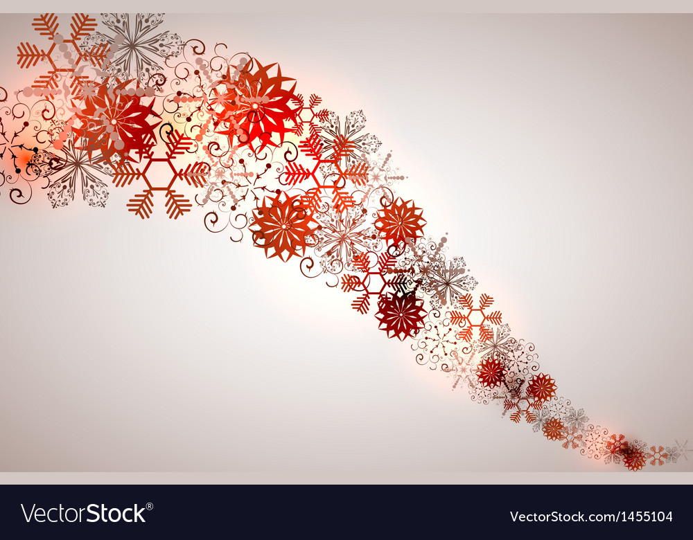 Christmass background Eps10 vector image