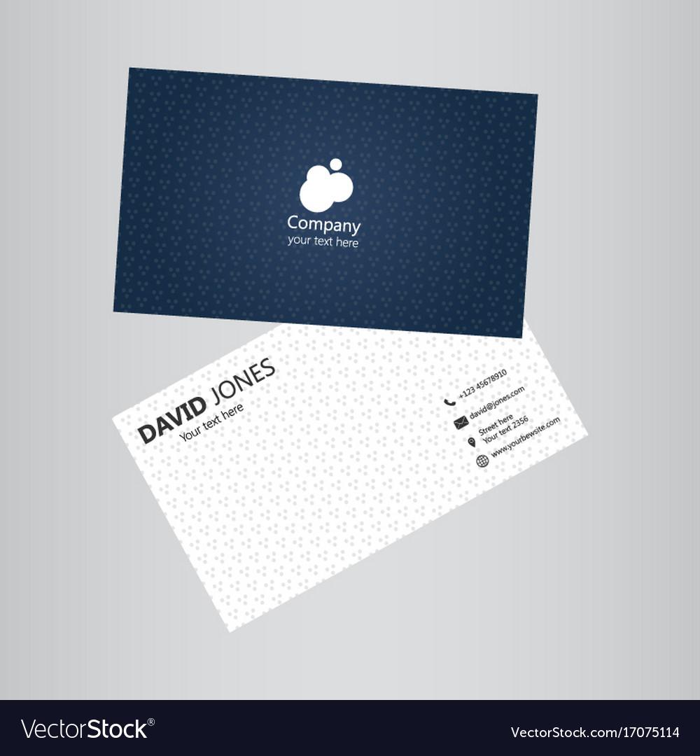 Modern presentation card with company logo vector image modern presentation card with company logo vector image magicingreecefo Image collections
