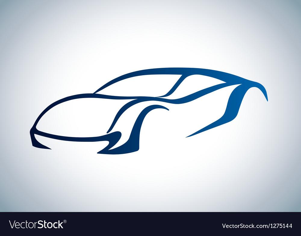 Logo of Auto vector image