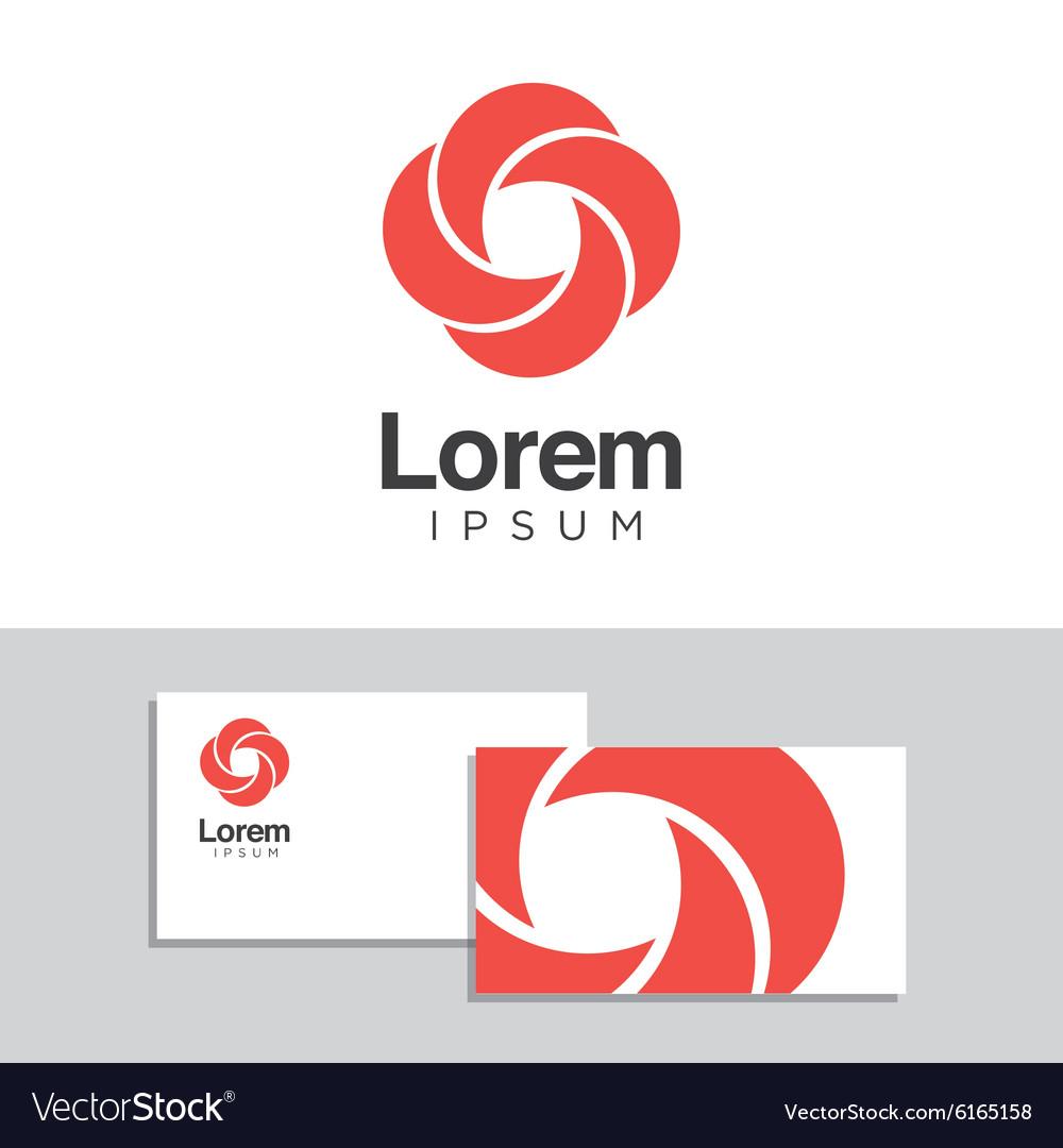 Logo design element 29 vector image