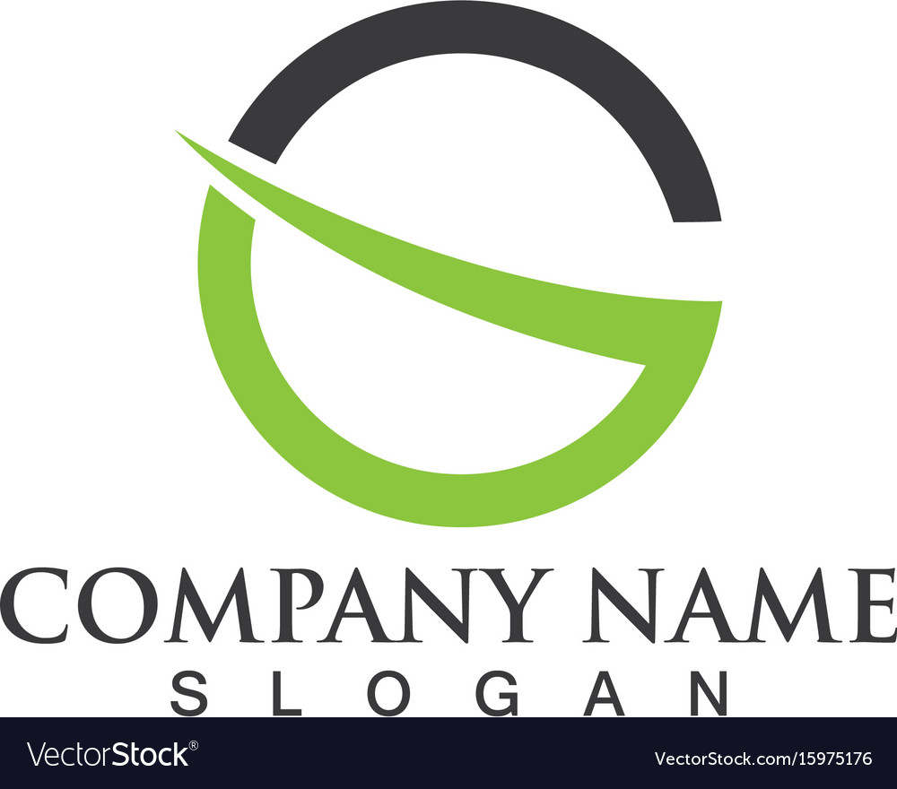 G letters logo and symbols vector image