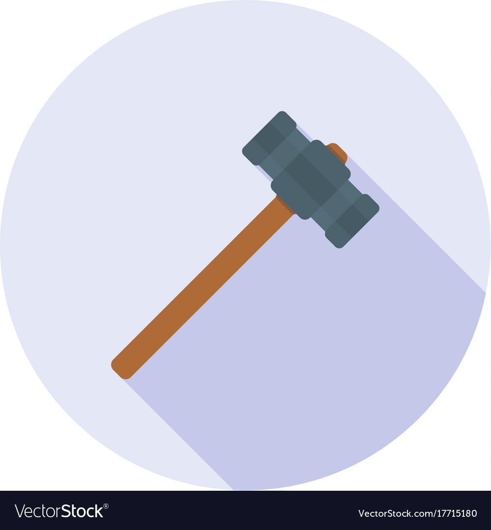 sledgehammer vector. sledgehammer vector image .