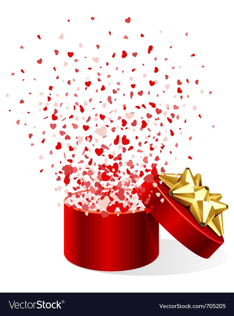Open Present Box Png >> Open Gift Vector | www.pixshark.com - Images Galleries With A Bite!