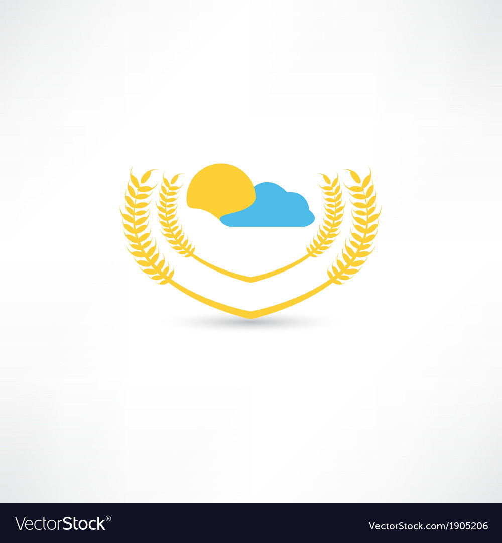 Husbandry icon vector image