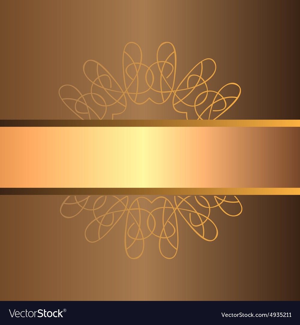 Background Hand drawn abstract background vector image