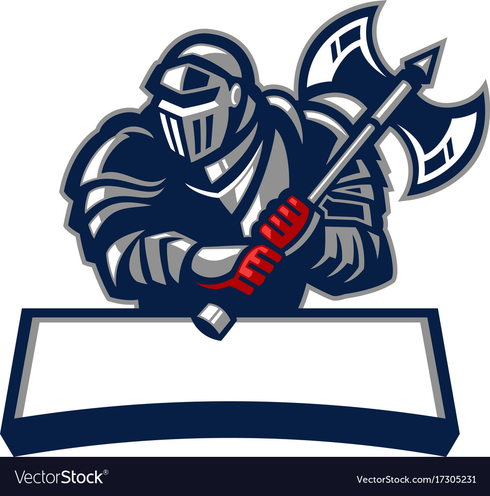 Big knight with a big axe royalty free vector image big knight with a big axe vector image buycottarizona Choice Image