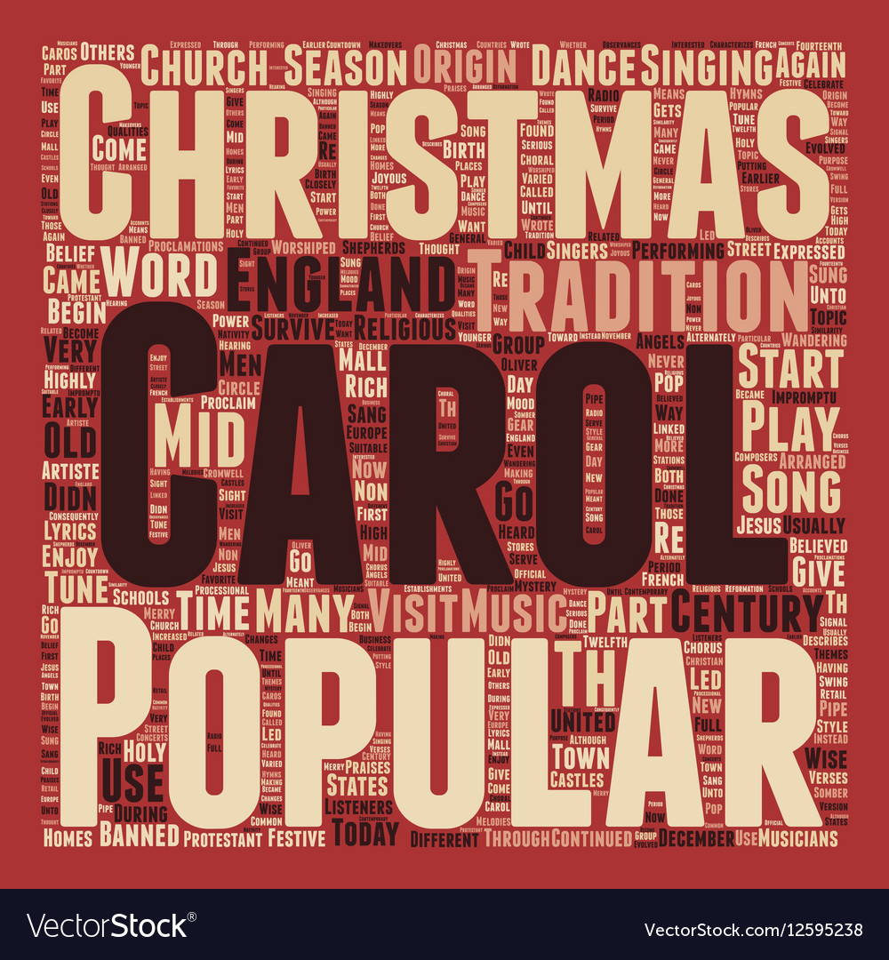 Christmas Article 38 text background wordcloud vector image