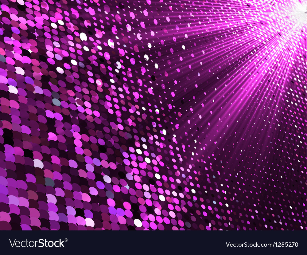 Creative abstract burst circles design EPS 8 vector image