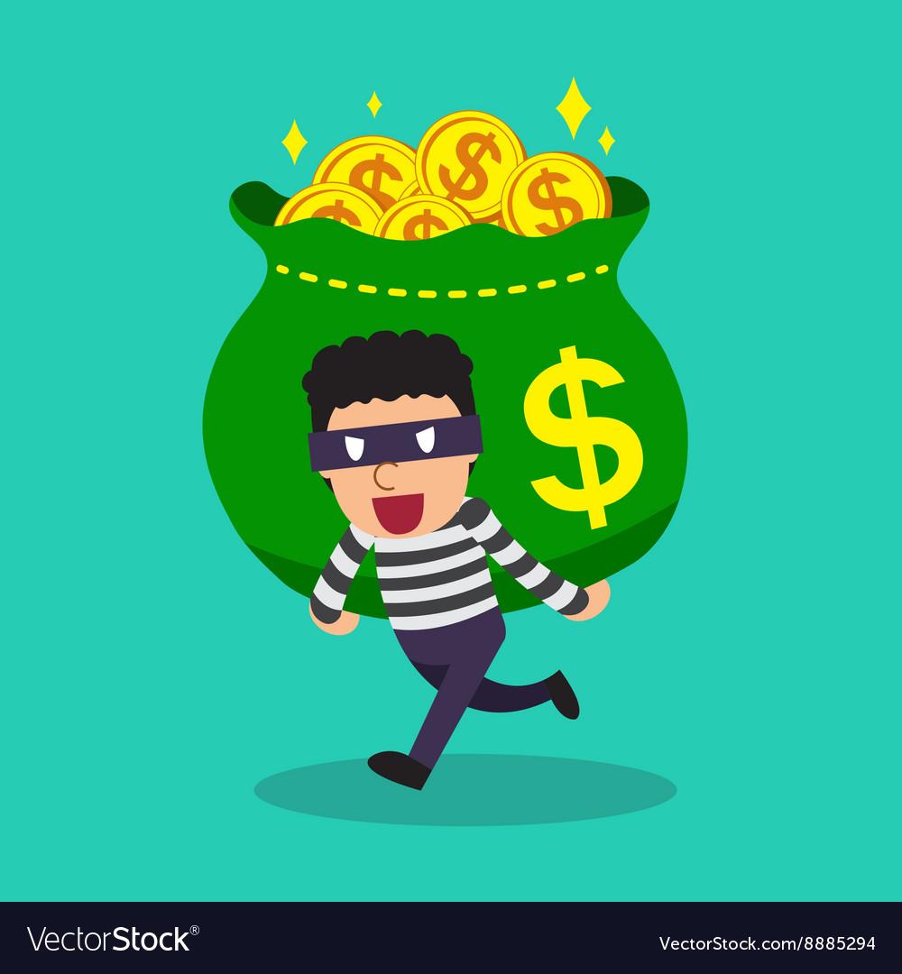 Image result for carrying big money bag