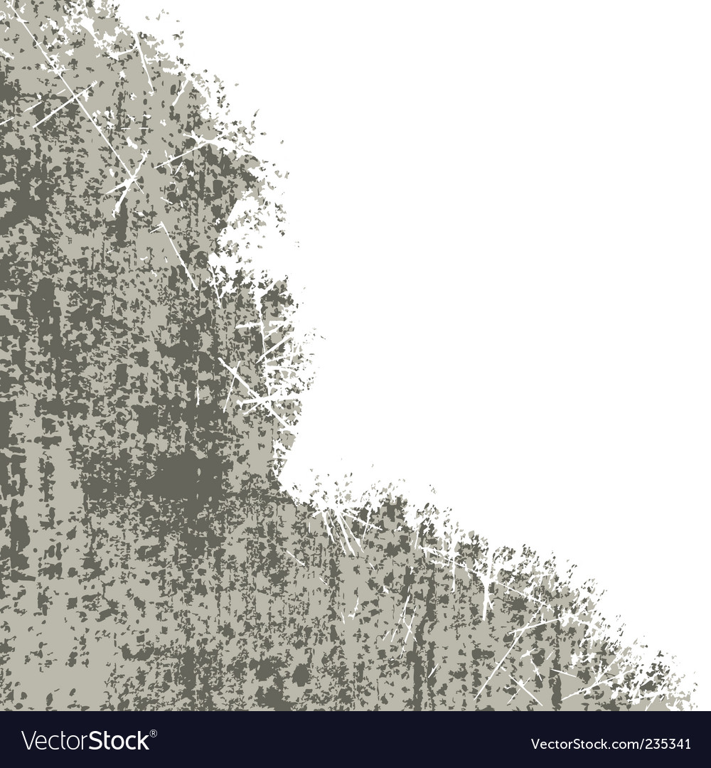 Abstract background grunge vector image