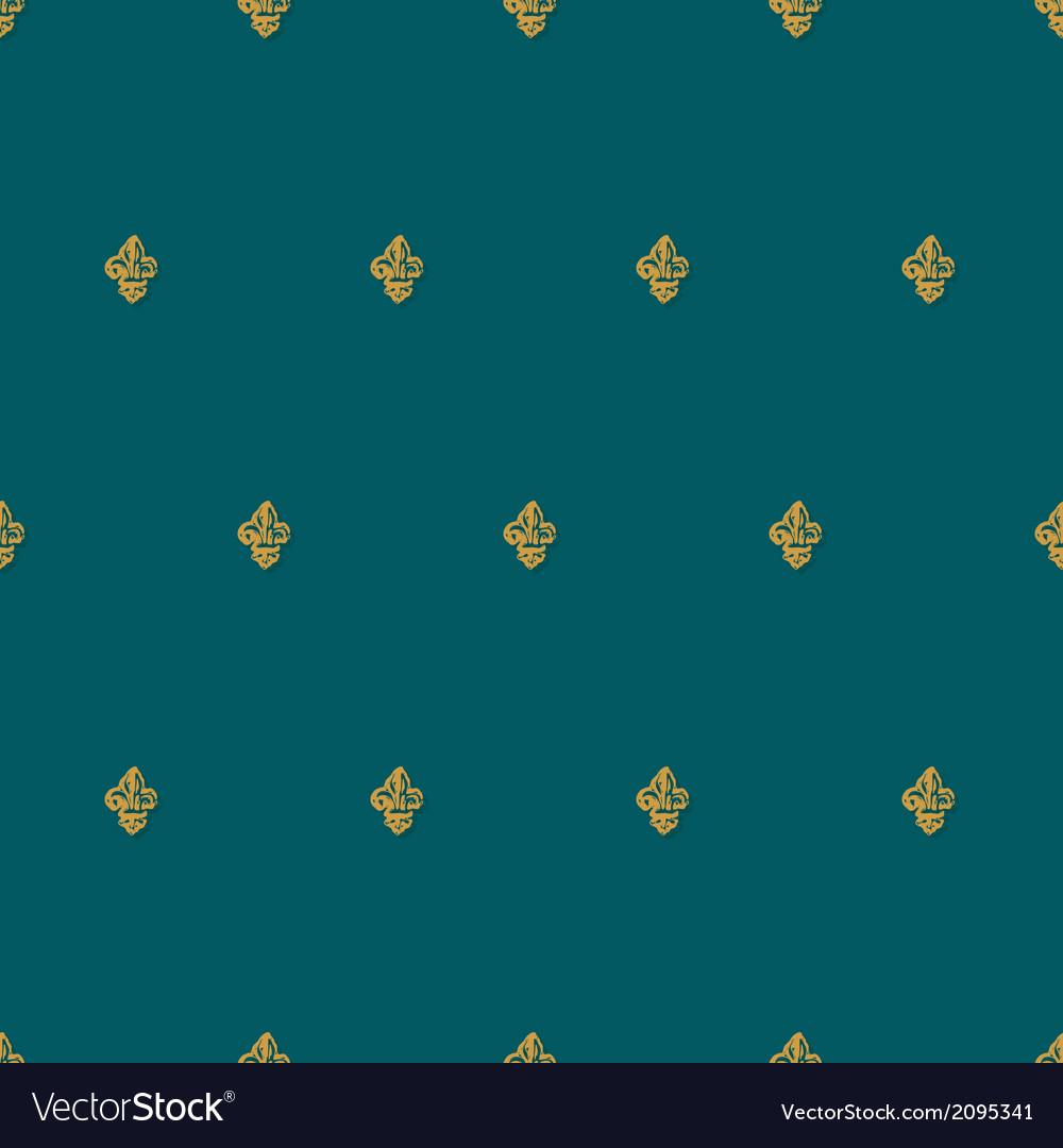 Royal seamless vector image