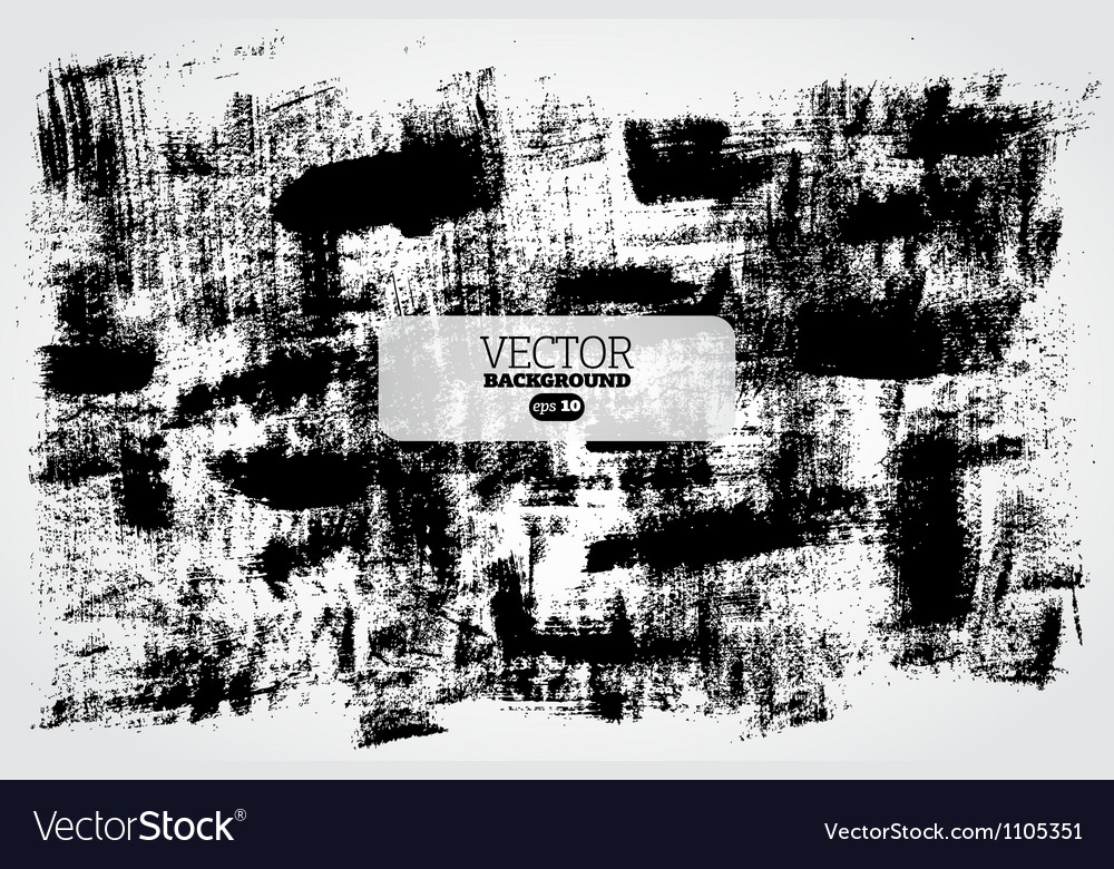Grunge texture background vector image