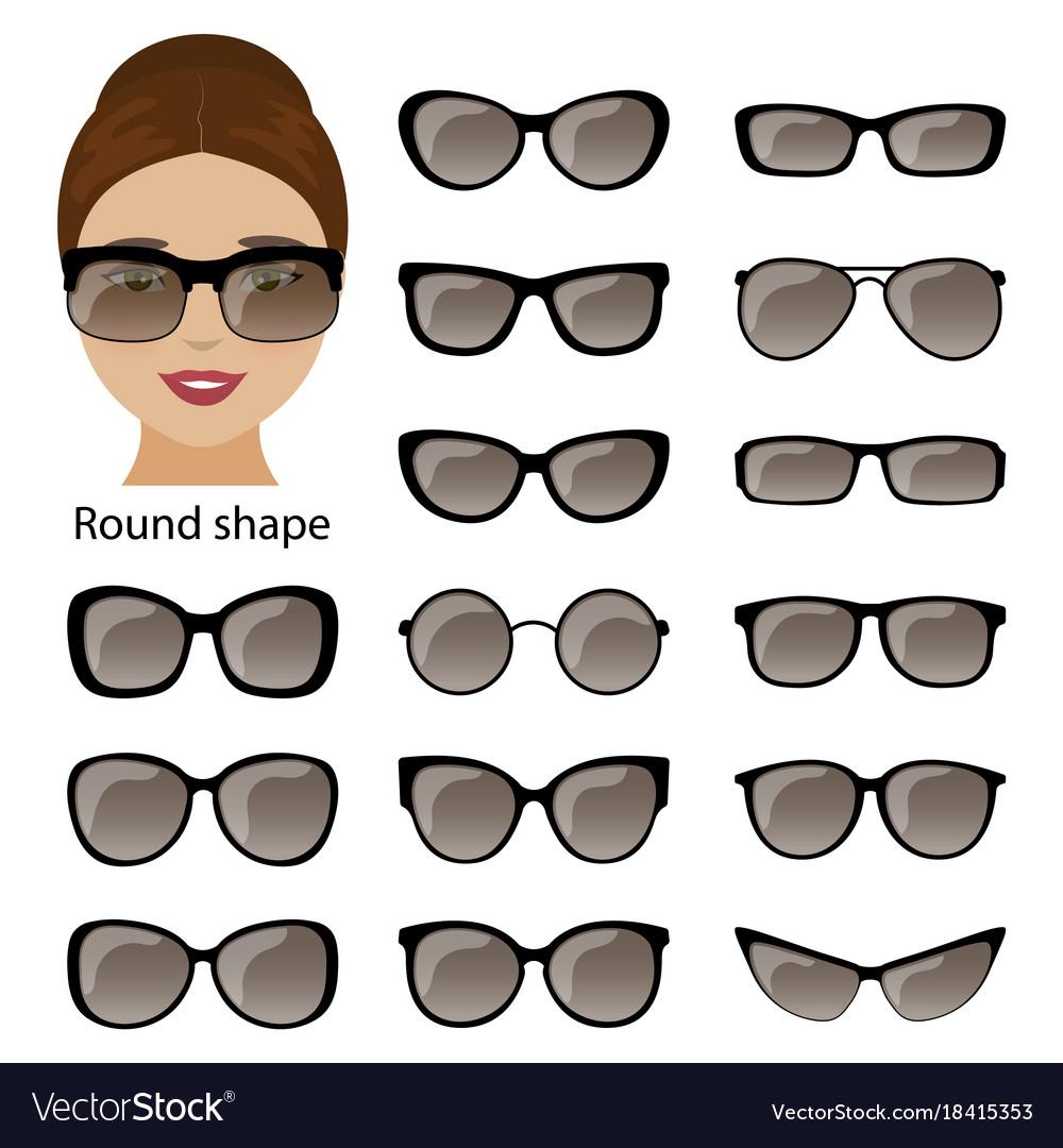 Glasses Frame For Round Face