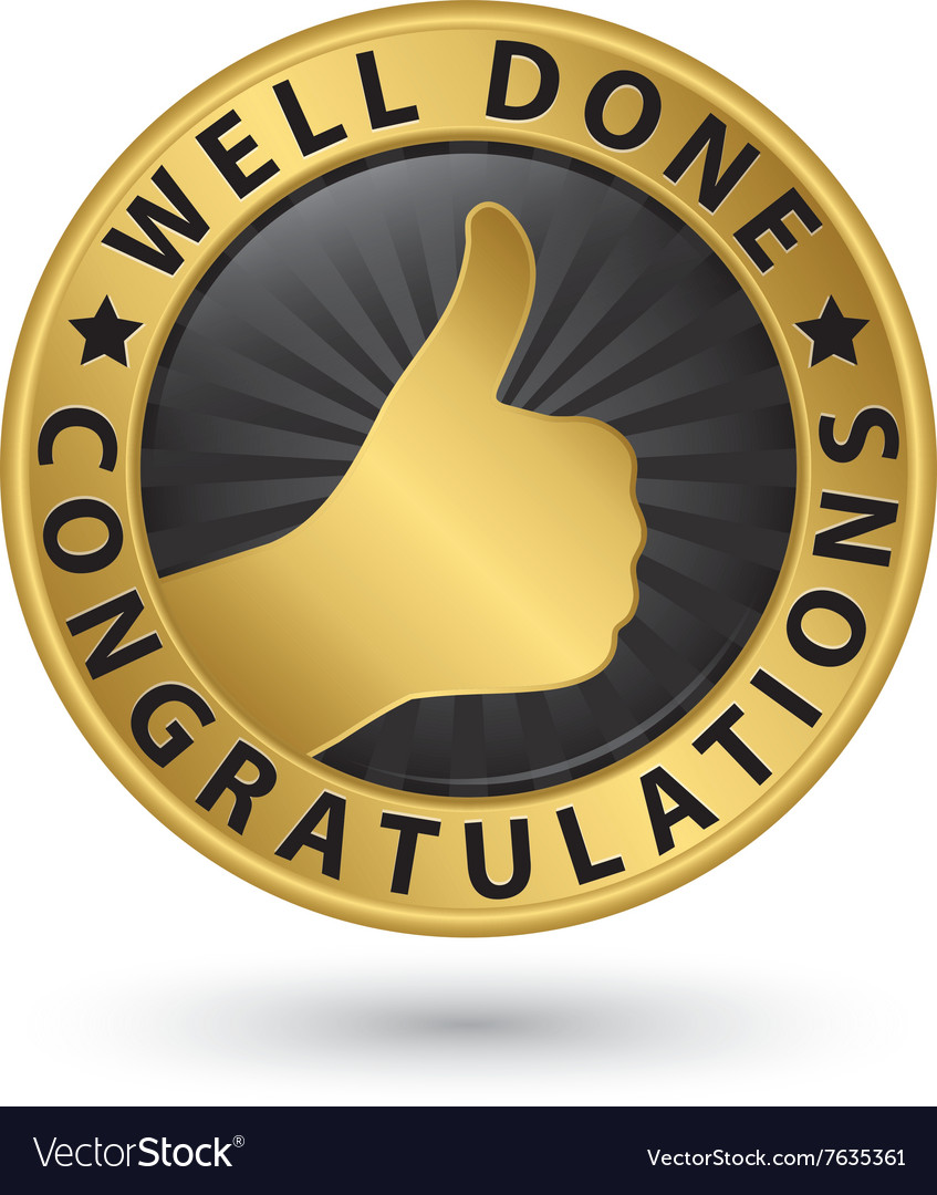 Image result for congratulations badge