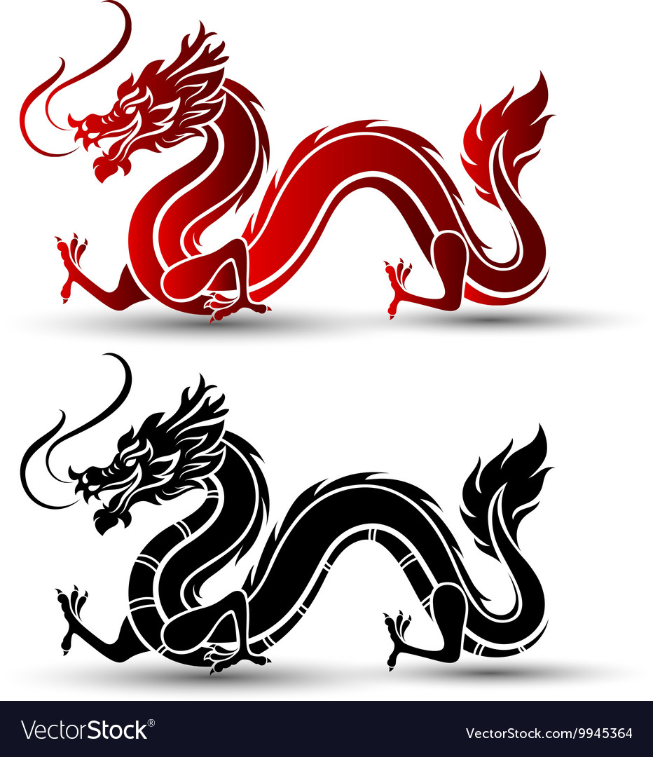 chinese dragon graphic design wwwpixsharkcom images
