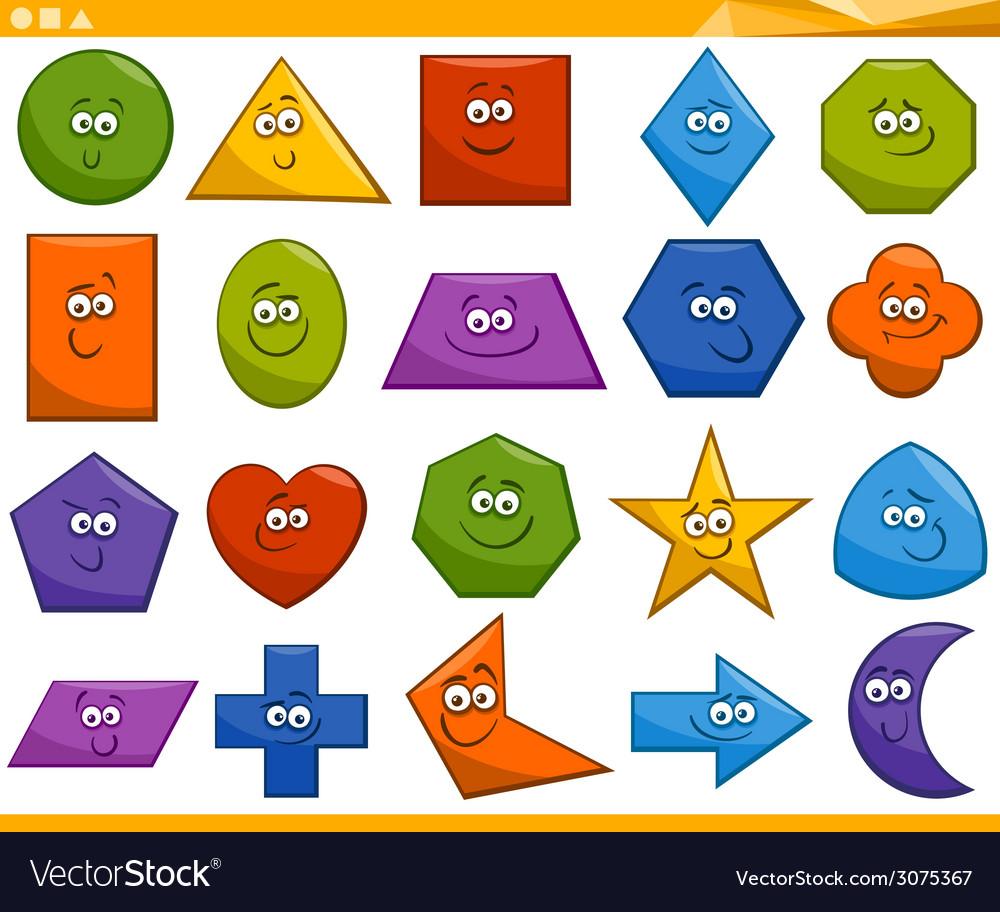 List of Geometric Shapes