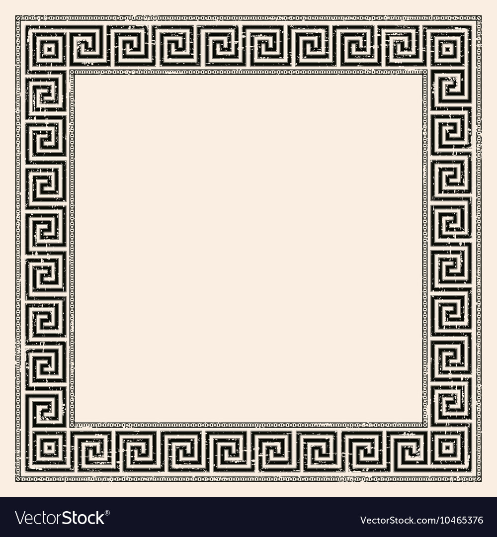 Greek style seamless ornament with corner element vector image greek style seamless ornament with corner element vector image jeuxipadfo Gallery