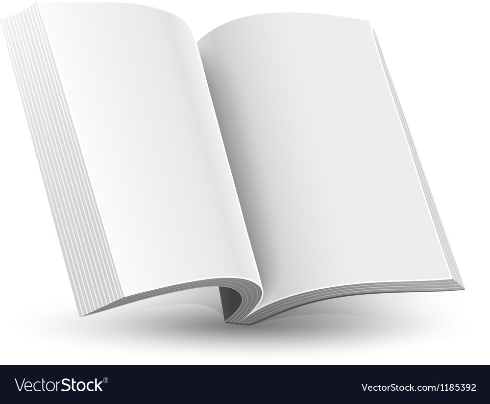 New magazine vector image