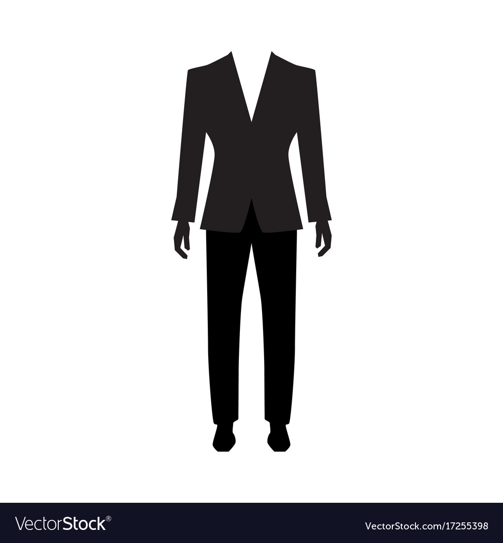 Man suit icon isolated royalty free vector image man suit icon isolated vector image publicscrutiny Gallery