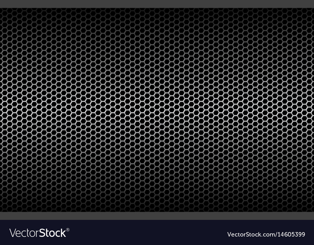 Geometric polygons background abstract black vector image
