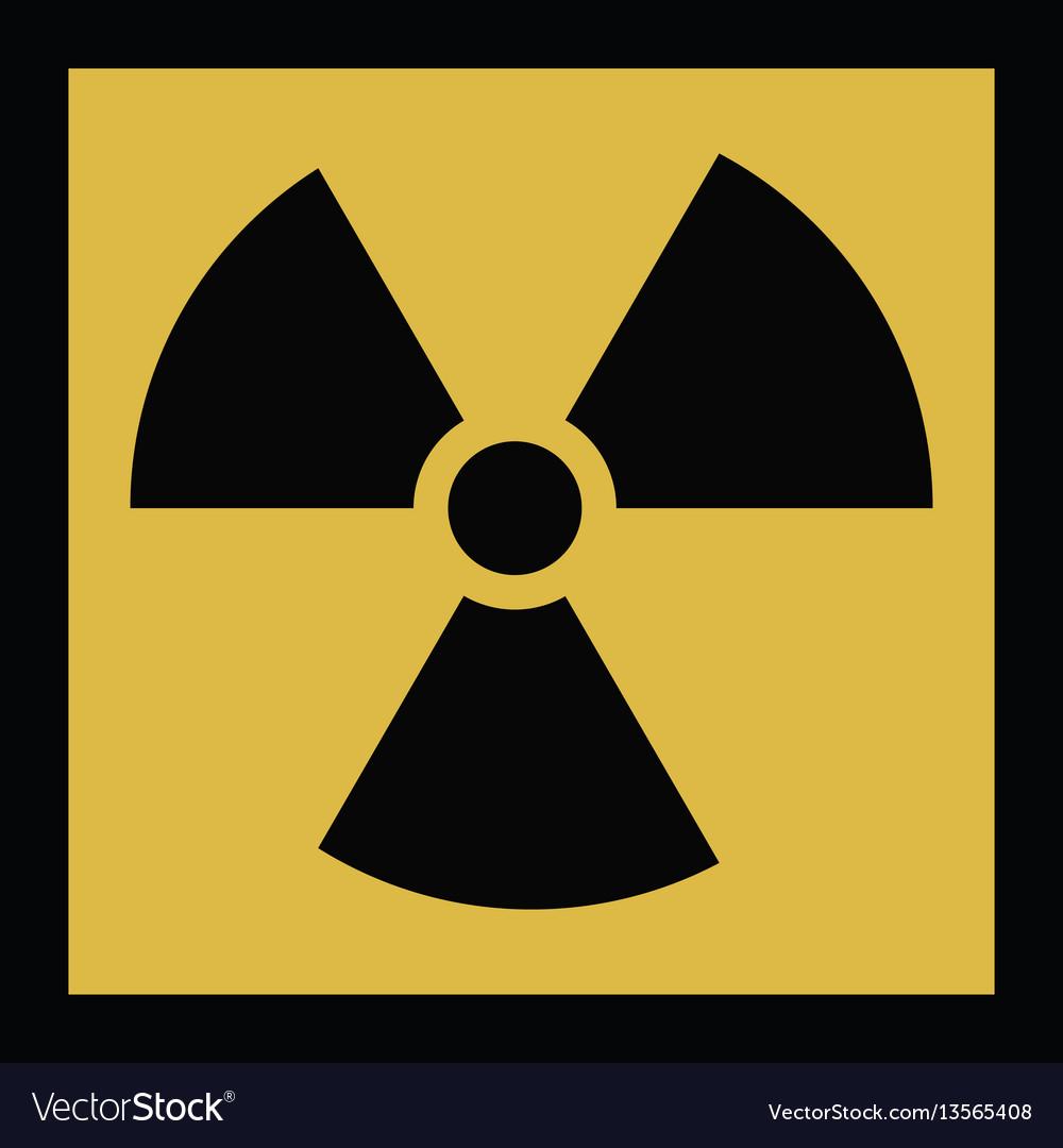 Radiation icon radiation symbol royalty free vector image radiation icon radiation symbol vector image biocorpaavc Gallery