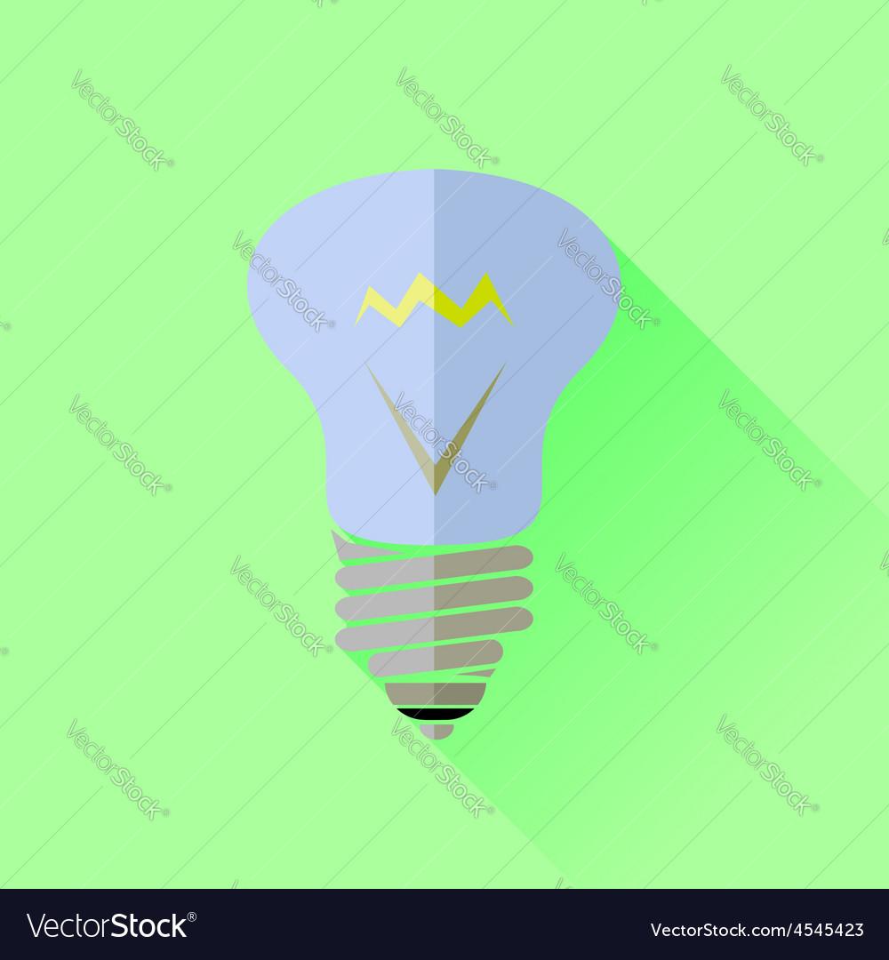 Lamp Icon vector image