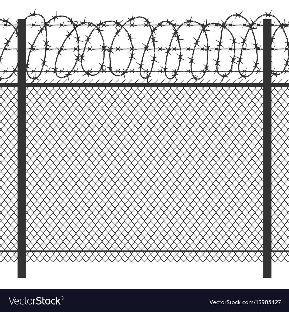 barbed wire fence prison. Barbed Wire Fence Prison N