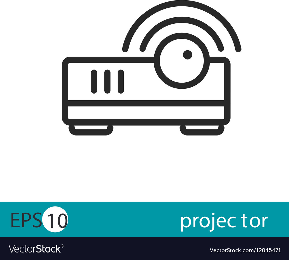 Web icon lines trend sign vector image