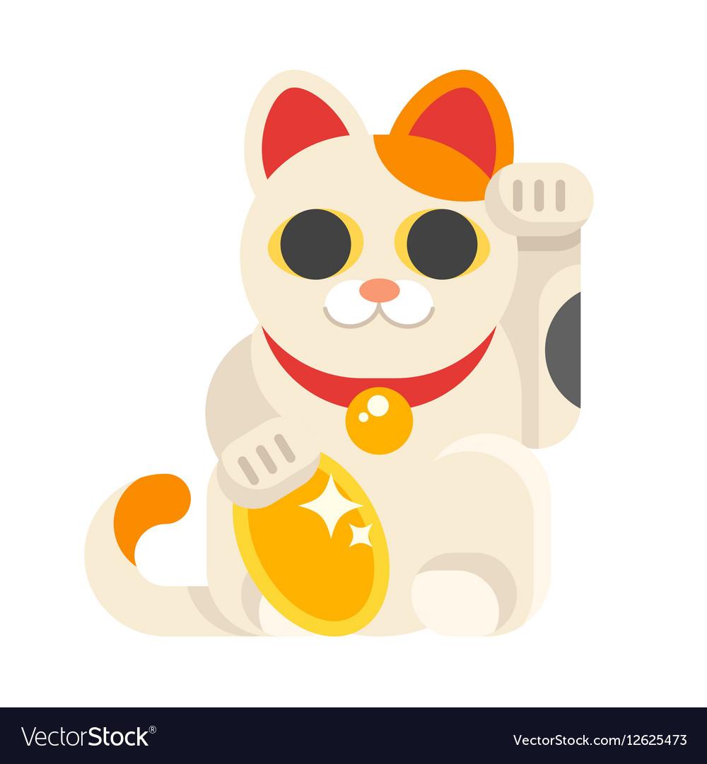 Japanese Lucky Cat Man...