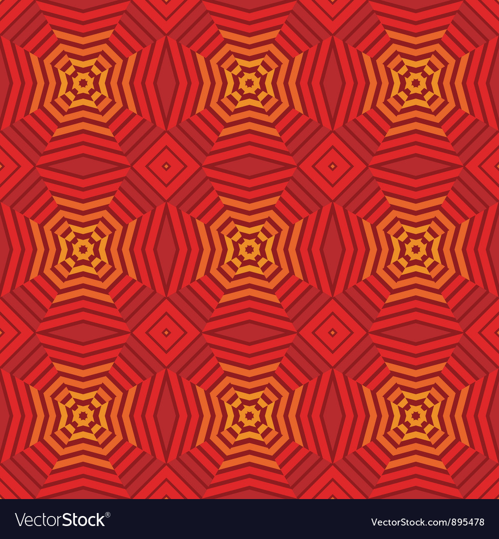 Abstract web seamless background vector image