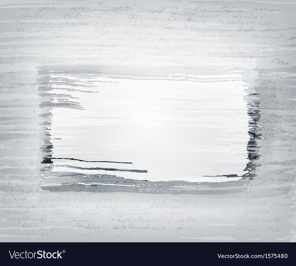 Grungy background vector image