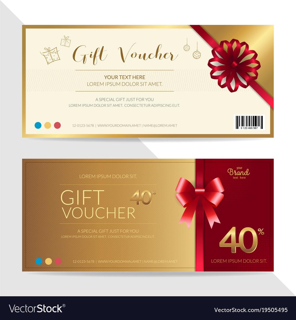 Https://cdn.vectorstock.com/i/1000x1000/54/95/gift...  Gift Voucher Examples