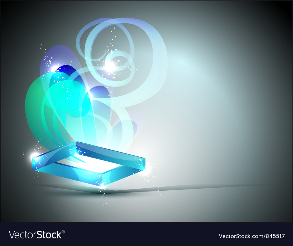 Abstract figure vector image