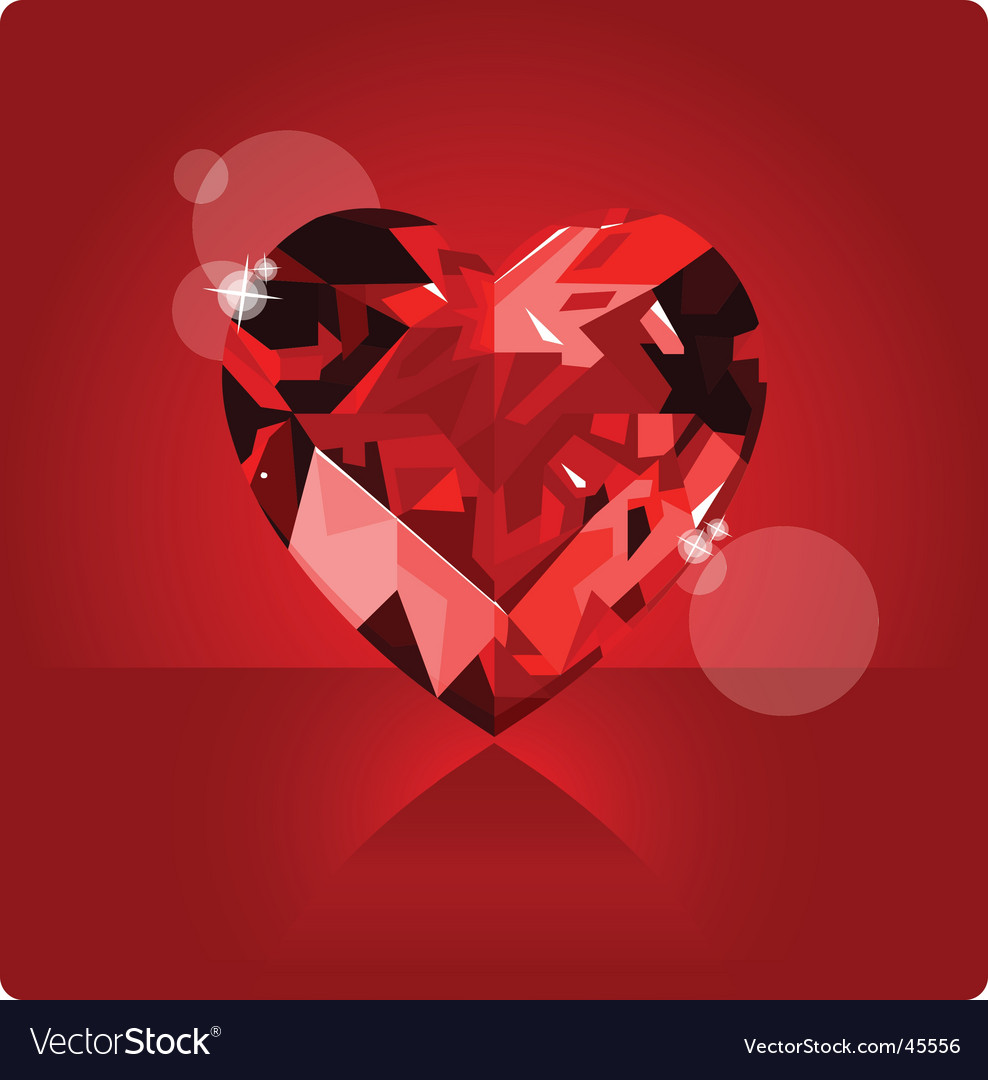 Ruby vector image