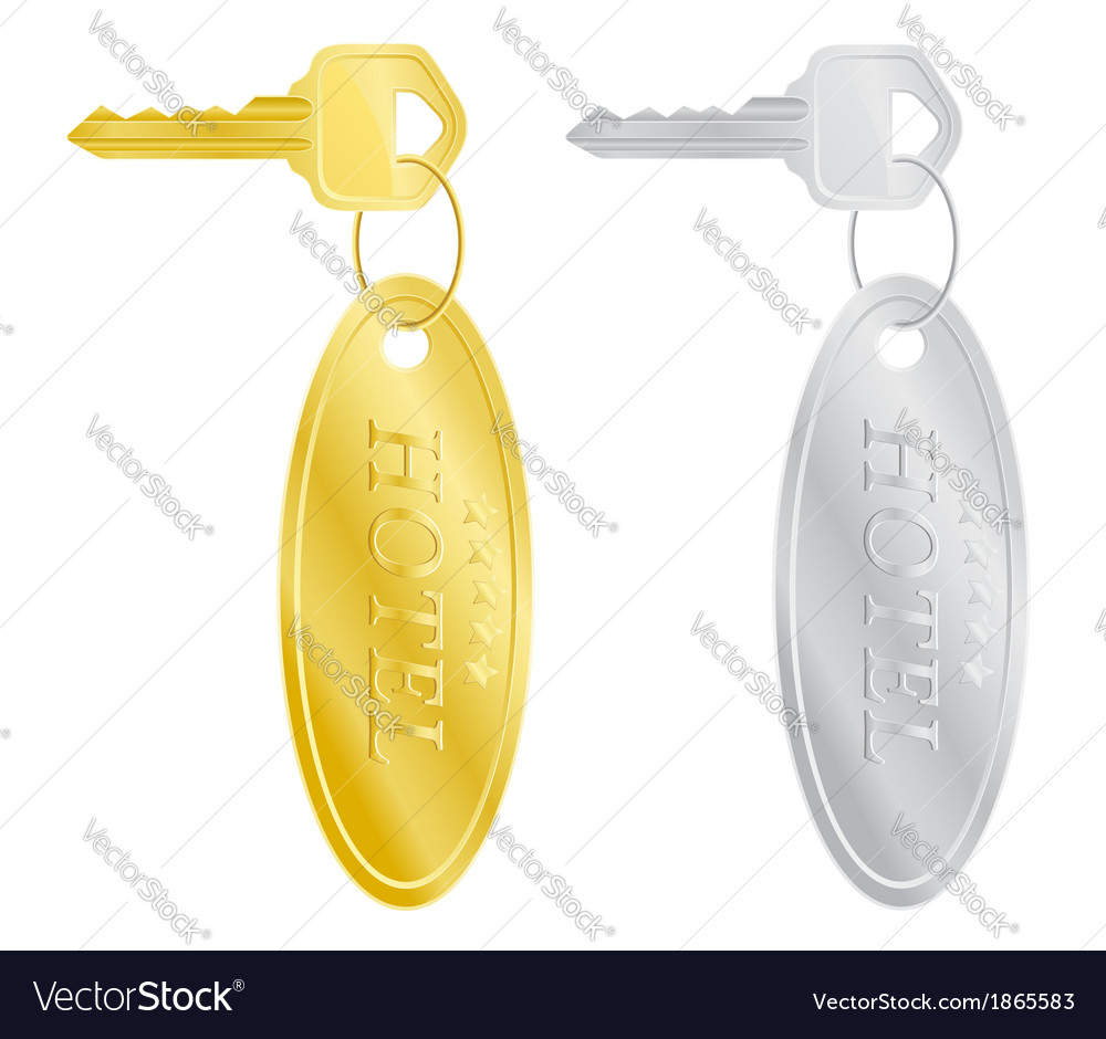 Key 15 vector image