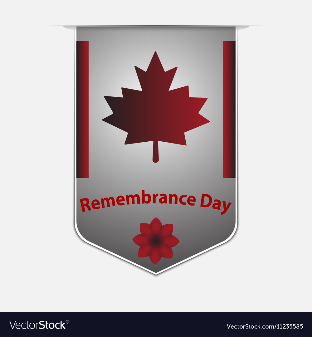 remembrance day veterans day royalty free vector image