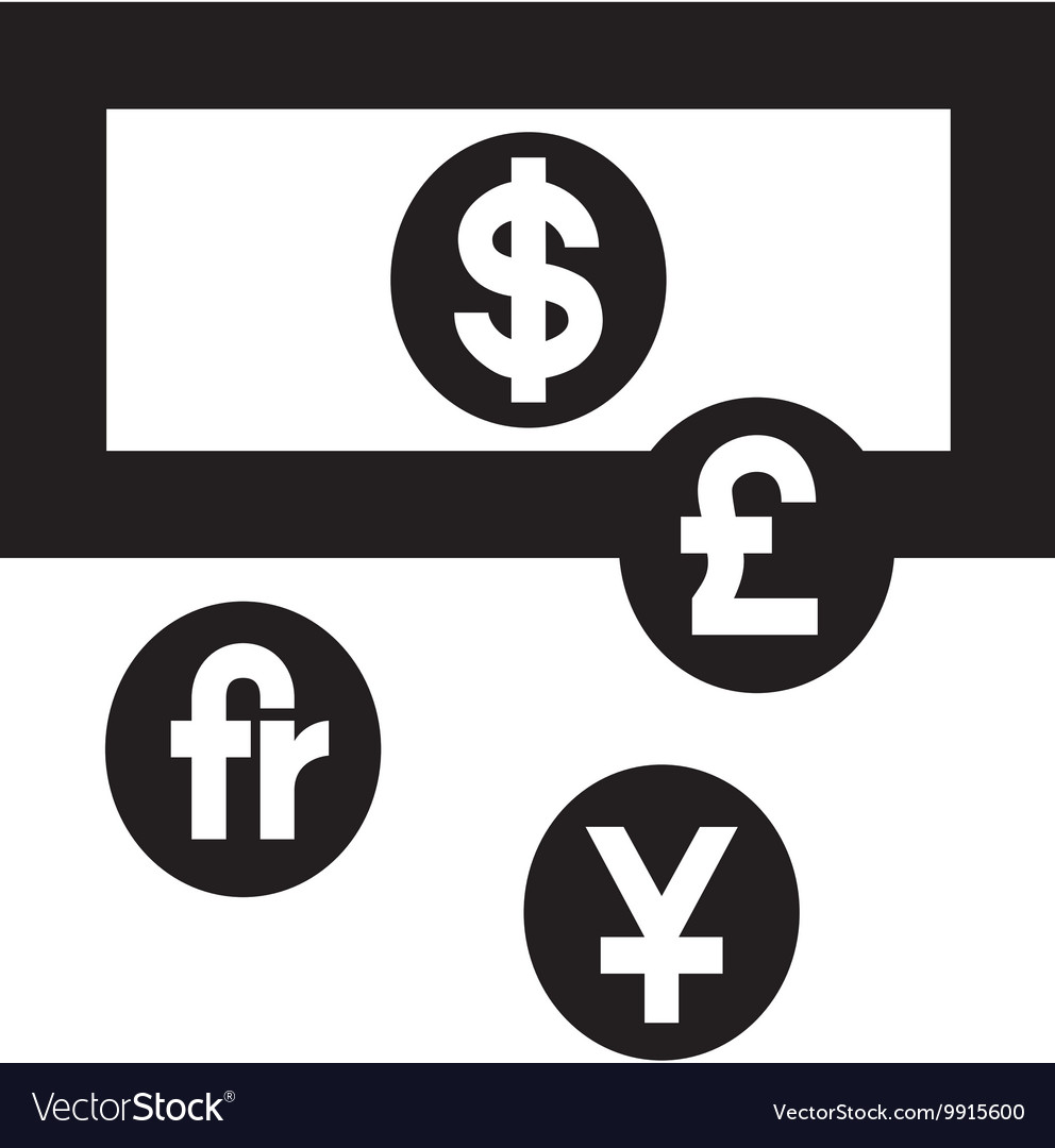 Currency exchange symbol royalty free vector image currency exchange symbol vector image biocorpaavc Images
