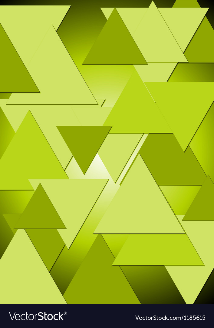 Elegant tech background vector image