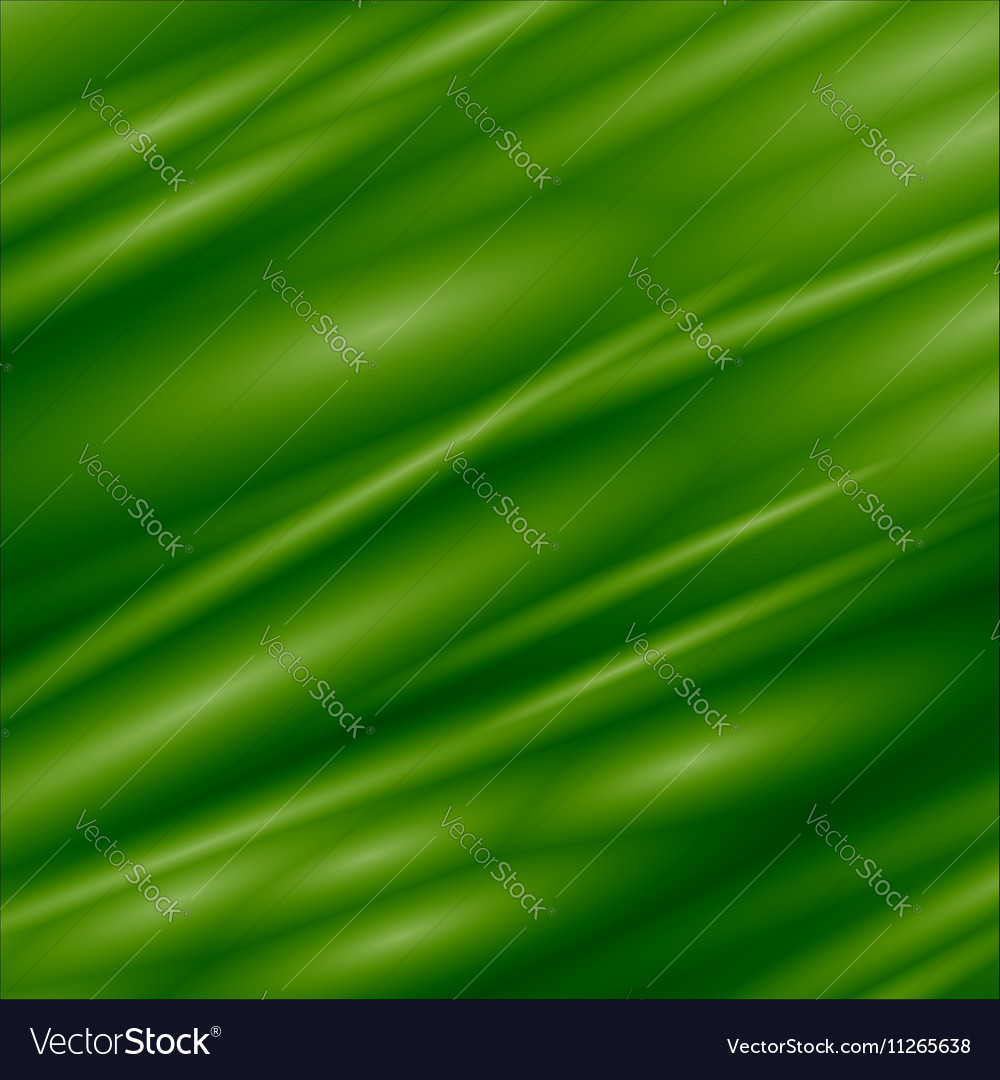 Background with green bubbles Colorful abstract vector image