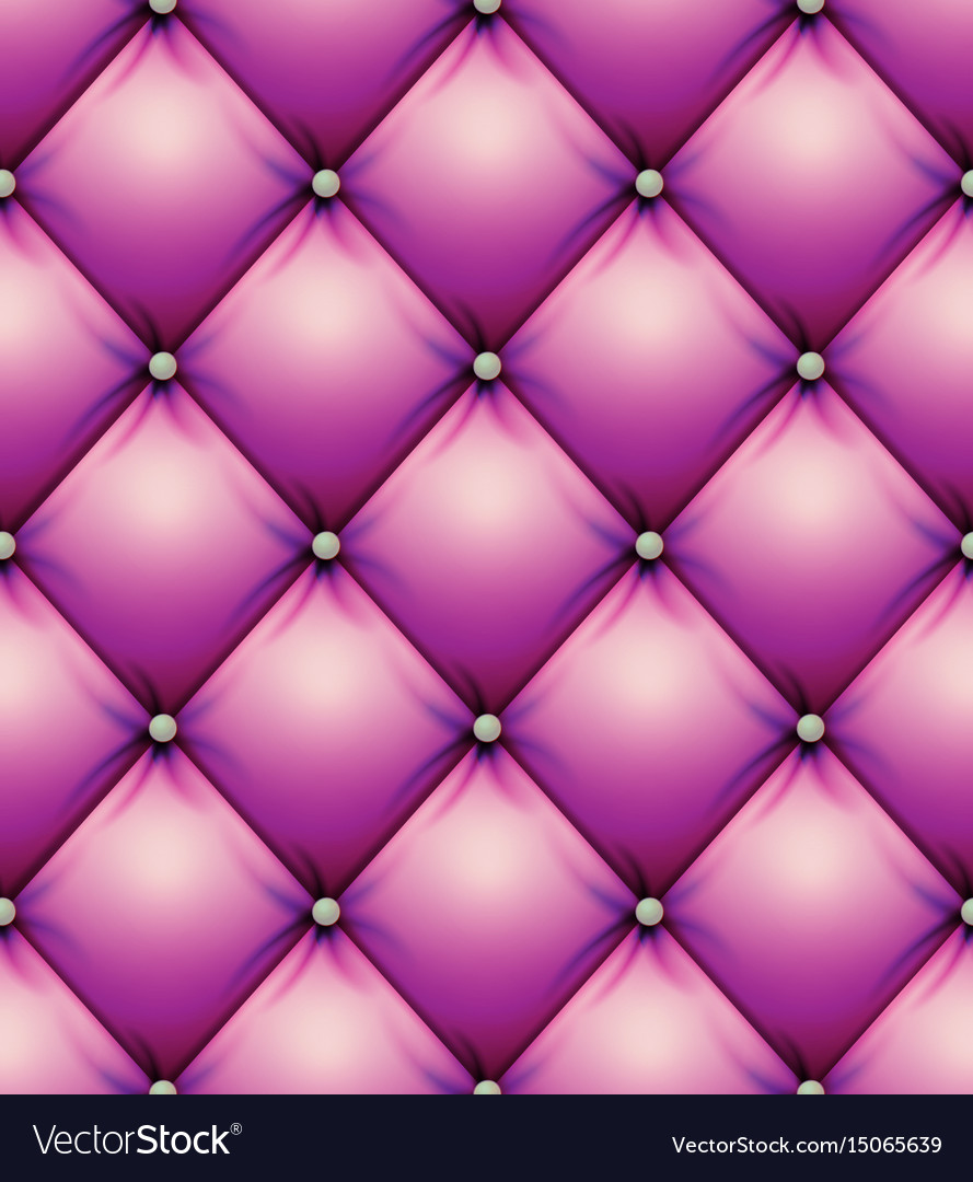 Quilted pattern squares decorative vector image