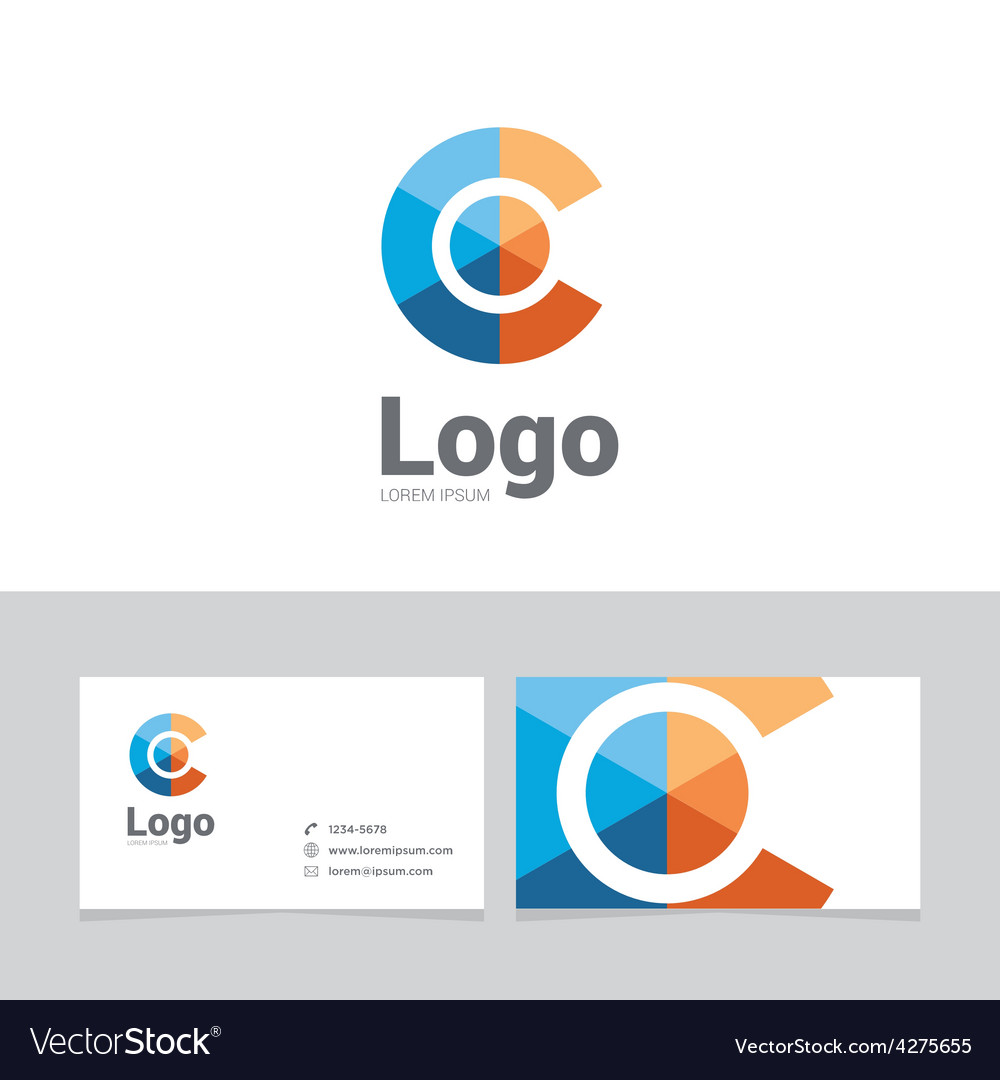 Logo design element 18 vector image