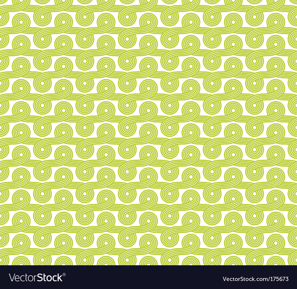 Ribbons background vector image