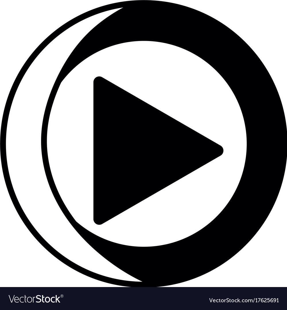 Contour music symbol design style icon royalty free vector contour music symbol design style icon vector image biocorpaavc Images