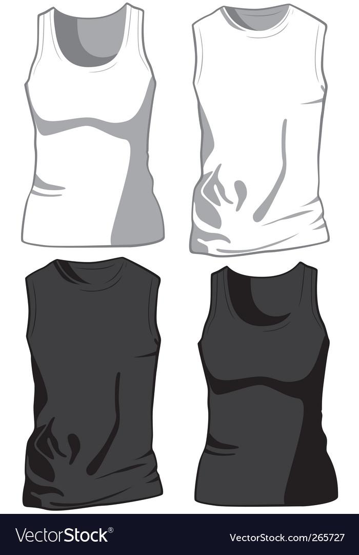 Casual shirts Vector Image