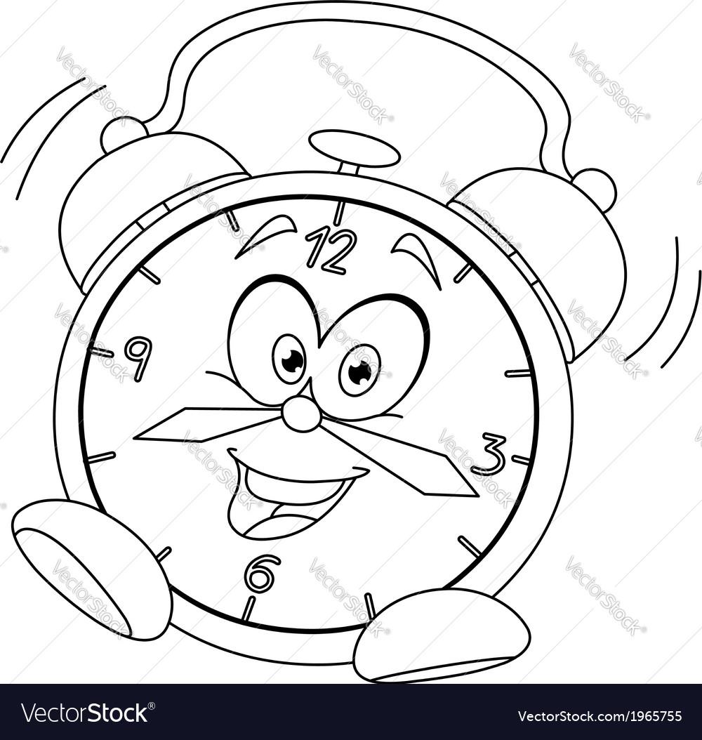 84 Digital Alarm Clock Coloring Pages Very Cute Dora