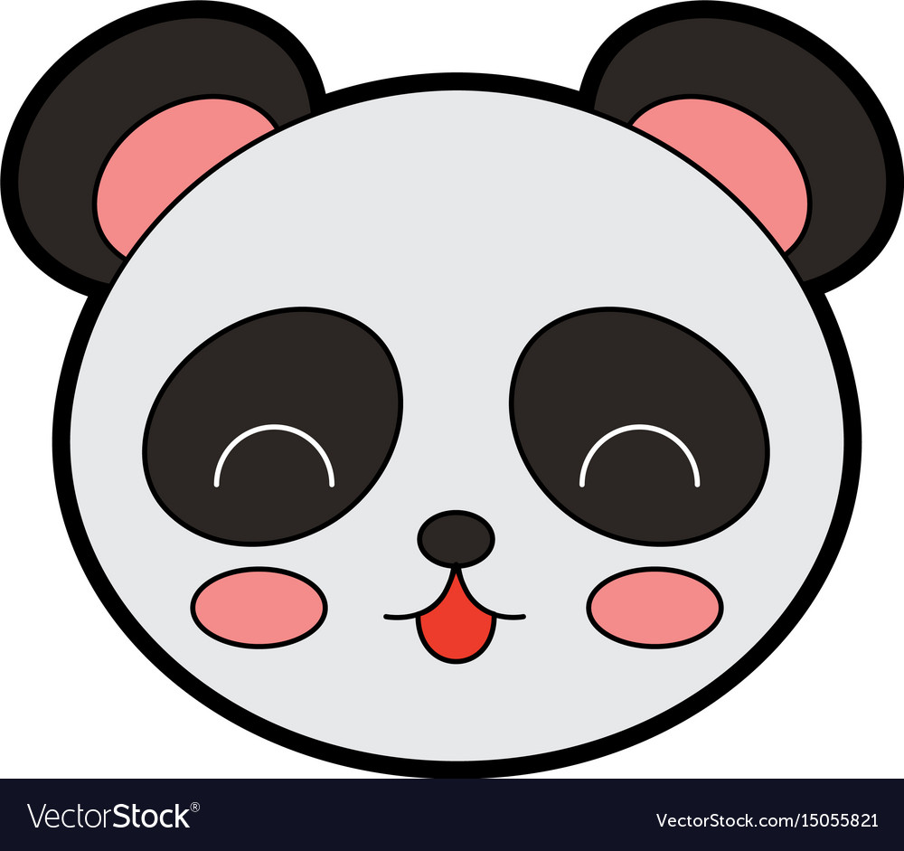 panda u0026 face vector images over 1 200