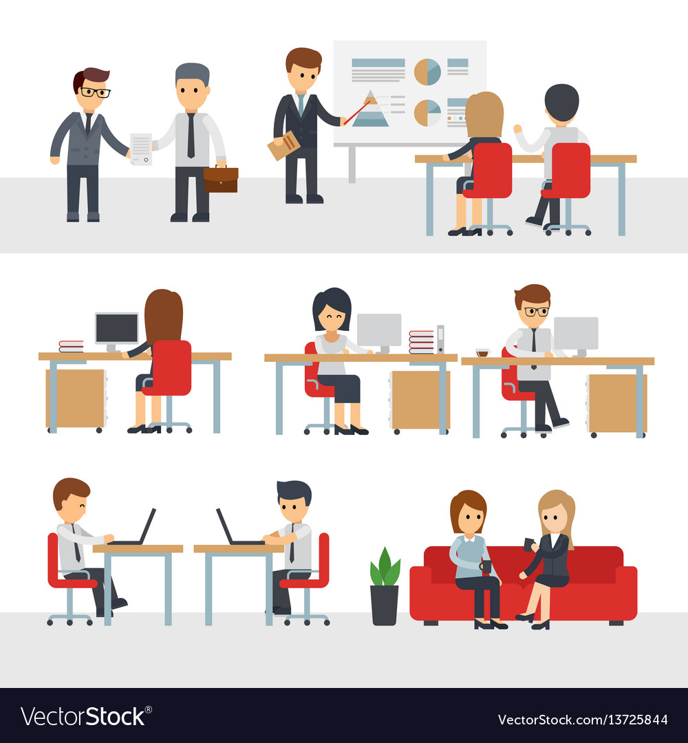 clipart people working office wwwpixsharkcom images