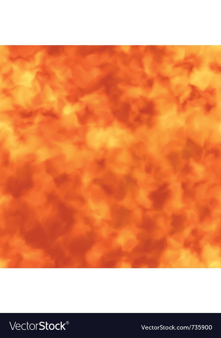 Seamless firewall vector image